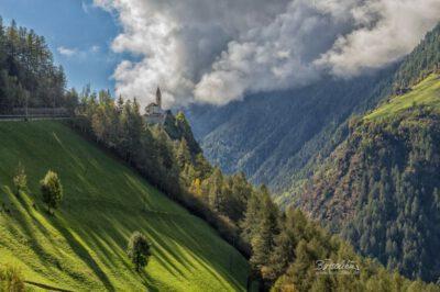 Südtirol, Karthaus, Werbeaufnahmen