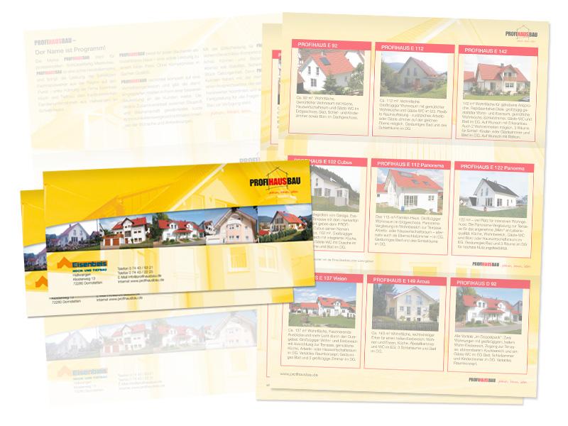 Butschkus Mediendesign Printmedien Imageflyer