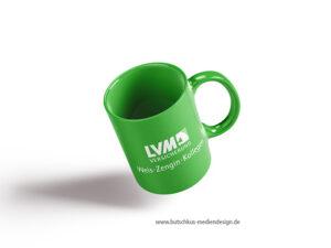 Kaffeetasse Werbetechnik