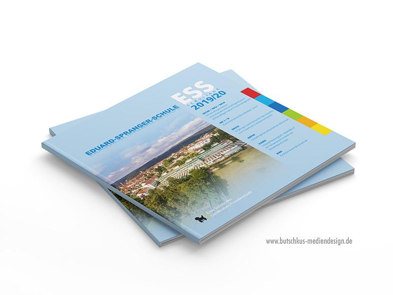 Printmedien Infobroschüre