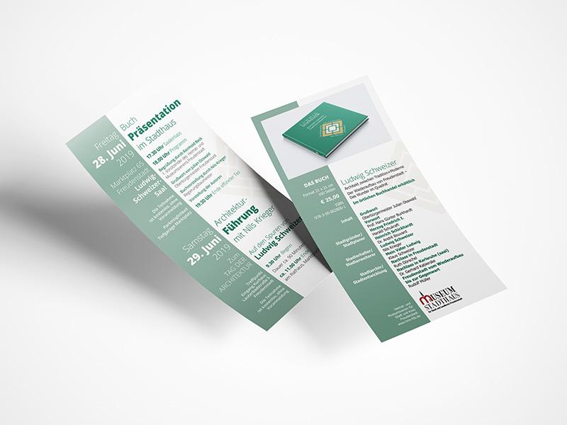Printmedien Einladungen