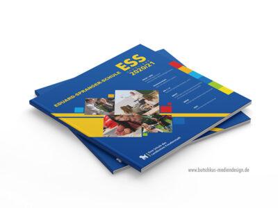 Printmedien Broschüre