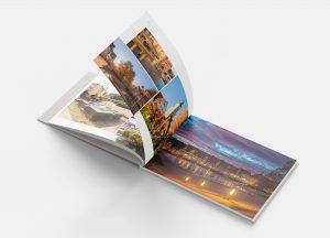 Bildband Freudenstadt, ein Blick ins Buch