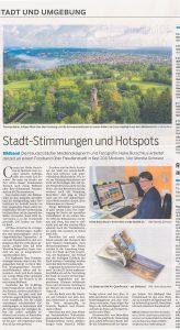 Pressebericht über den neuen Freudenstadt-Bildband