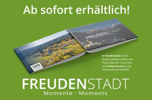 Freudenstadt Bildband erhältlich