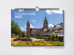Kalender Freudenstadt 2022